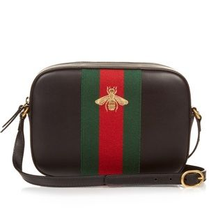 """2edea70573a Gucci Bags - 🐝 Gucci """"Webby"""" Bee Crossbody 💯 Authentic"""